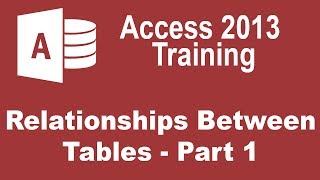 Microsoft Access Training